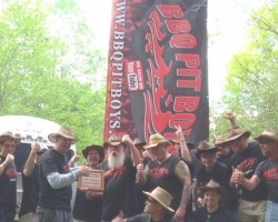 BBQ Pit Boys Pit Dawgs 3,000th Chapter Inauguration