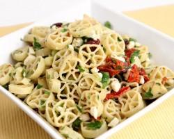 Mediterranean Pasta Salad Recipe – Laura Vitale – Laura in the Kitchen Episode 788
