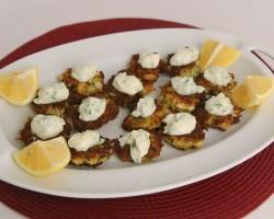Mini Crab Cakes Recipe – Laura Vitale – Laura in the Kitchen Episode 513