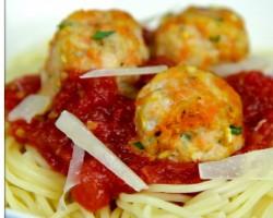 Turkey Meatballs |  Hilah Cooking