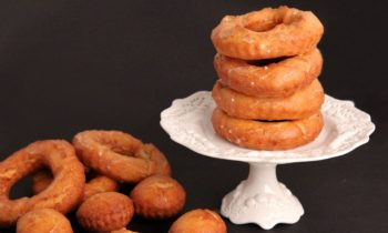 Old Fashioned Sour Cream Donuts | Episode 1053