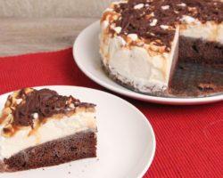 Snickers Ice Cream Cake | Episode 1083