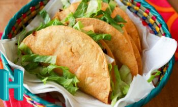 FRIED TACOS!!! – How To Make Deep Fried Tacos