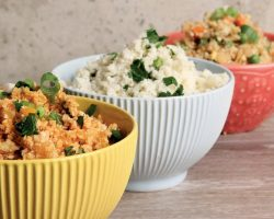 Cauliflower Rice 3 Ways | Episode 1152