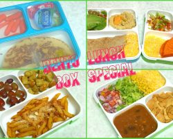 Bento Lunch Box | Vegan Vegetarian Special by Bhavna