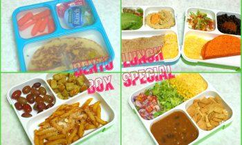 Bento Lunch Box | Vegan Vegetarian Special by Bhavna