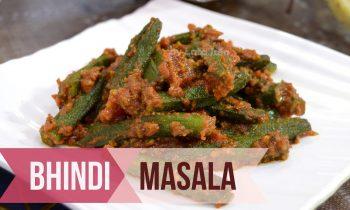 Bhindi Masala Restaurant Style by Lata's Kitchen – How to make Bhindi ki Sabzi in Hindi Recipe Video
