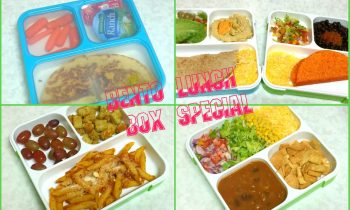 Bento Lunch Box Recipe Ideas | Vegan Vegetarian Special by Bhavna