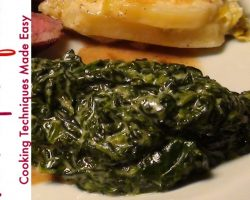 Creamed Spinach The Perfect Steak Side Dish – NoRecipeRequired.com
