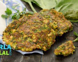 चना दाल पॅनकेक, चना दाल चिला रेसिपी (Chana Dal Pancakes / Gluten Free Recipe) by Tarla Dalal