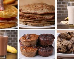 6 3-Ingredient Breakfasts