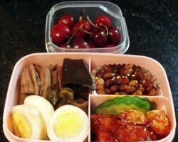 "Salty beef side dish (""jangjorim"":장조림)"