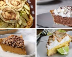 5 Pies For Your Holiday Season