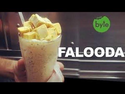 how to prepare falooda at home