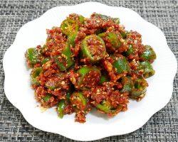 아삭고추 막장무침 ( Green chili pepper side dish )