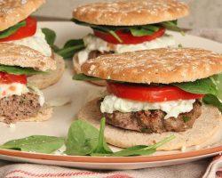Greek Burgers | Ep. 1276