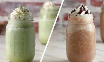Caffeinated Smoothies