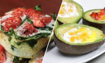 6 Tasty Low-Carb Breakfast