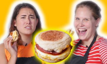 Fast Food Vs. Homemade: McDonald's Egg McMuffin