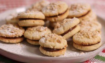 Nutella Tea Cookies 🍪 | Ep. 1310