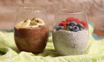 Actually Good Chia Seed Pudding – 2 Ways | Ep 1317