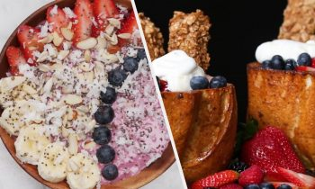 9 Berry-licious Breakfast Recipes • Tasty