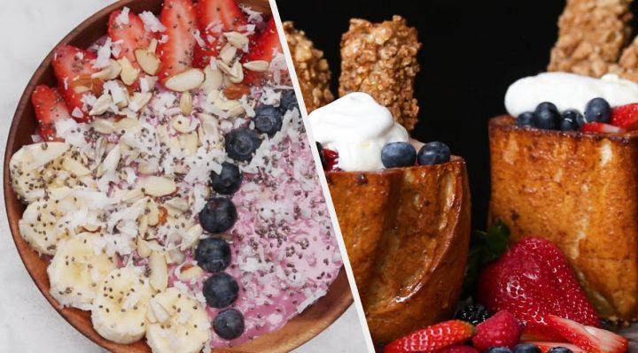 9 Berry-licious Breakfast Recipes • Tasty