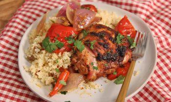 Zucchini Orzotto Recipe - Laura Vitale - Laura in the