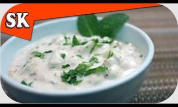 HOW TO MAKE RAITA – A curry cooling side dish