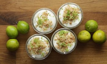 No-Bake Mini Key Lime Pie In A Jar • Tasty
