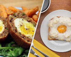 10 Easy Egg Recipes You'll Crave Everyday • Tasty