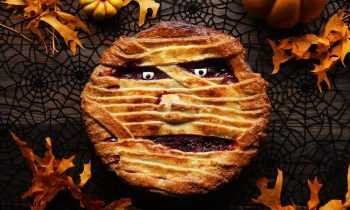 How To Make A Spooky Mummy Pie • Tasty