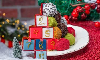 12 Days Of Chocolate Truffles For A Delicious Christmas Countdown •Tasty