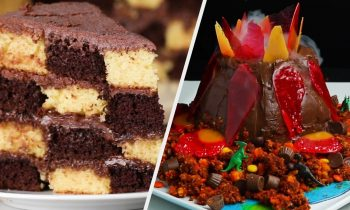 4 Fancy Cakes To Impress Your Guests • Tasty