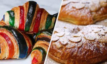 5 Unique Croissant Recipes •Tasty