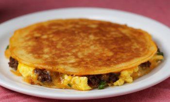Pancake Quesadillas Will Be Your Favorite New Breakfast •Tasty