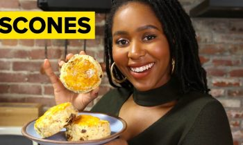 How To Make Perfect Scones • Tasty