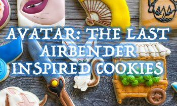 Avatar: The Last Airbender Inspired Cookies • Tasty