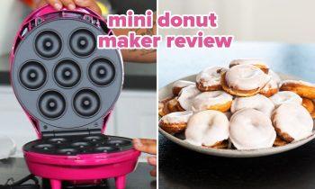 I Tried Betty Crocker's Mini Donut Maker • Tasty