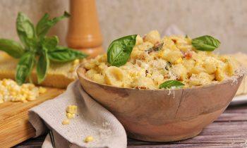Summer Corn Pasta